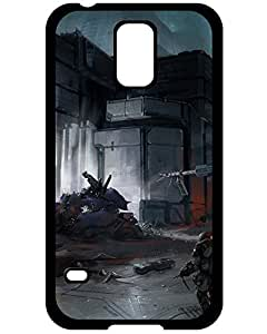 1007998ZA787888613S5 Hot Premium Case With Scratch-resistant/ Halo 3 ODST Case Cover For Samsung Galaxy S5