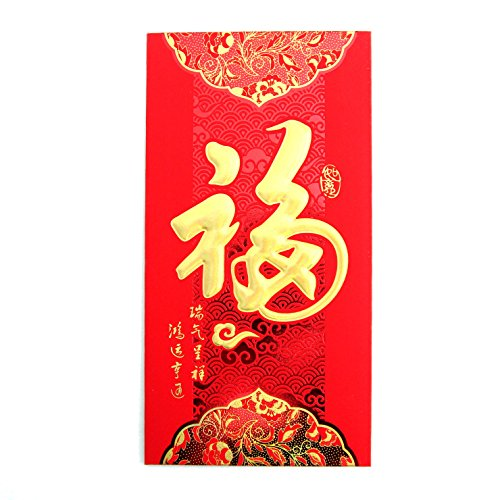 - High Quality Thick Big Chinese Money Red Envelopes