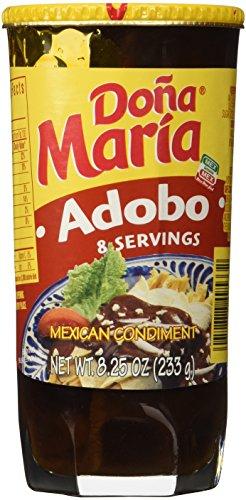 DONA MARIA MOLE ADOBO 8.25OZ - Adobo Sauce