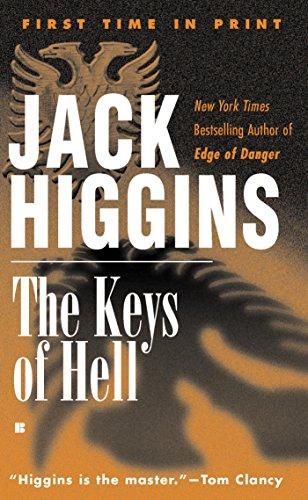 The Keys of Hell (Paul Chavasse, Book 3)