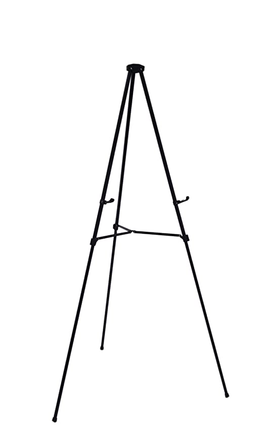 amazon com lightweight aluminum telescoping display easel 70