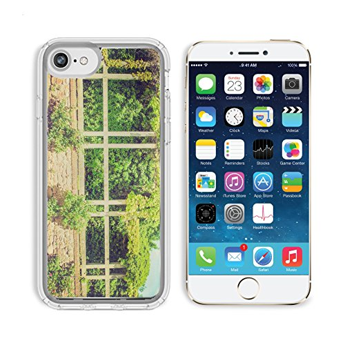 Luxlady Apple iPhone 6/6S Clear case Soft TPU Rubber Silicone Bumper Snap Cases iPhone6/6S IMAGE ID 27611303 Vintage looking Ernst Ludwig Haus at Kuenstler Kolonie artists colony in Darmstadt Germany