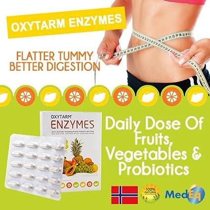 Amazon.com: med-eq oxytarm enzimas 60tablets: Health ...