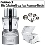 Cuisinart FP-12DC Elite Collection 12-Cup Food Processor, Die Cast DISCONTINUED BY MANUFACTURER