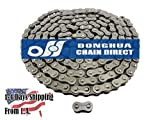Donghua Heavy Duty Roller Chain, Ansi #50H, 10feet with Connecting Link