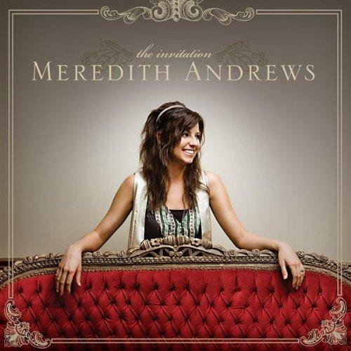 Meredith Andrews Album Cover