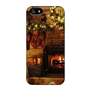 Excellent Iphone 5/5s Cases Covers Back Skin Protector Christmas Home