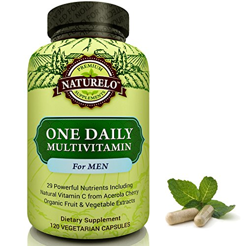 NATURELO One Daily Multivitamin Men