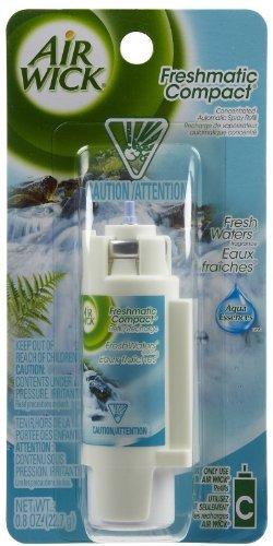 Air Wick FreshMatic Compact i-Motion Automatic Spray Refill, Aqua Essences Fresh Waters Fragrance, .8 oz. by Air Wick