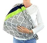 Infinity Scarf Breastfeeding Nursing Cover