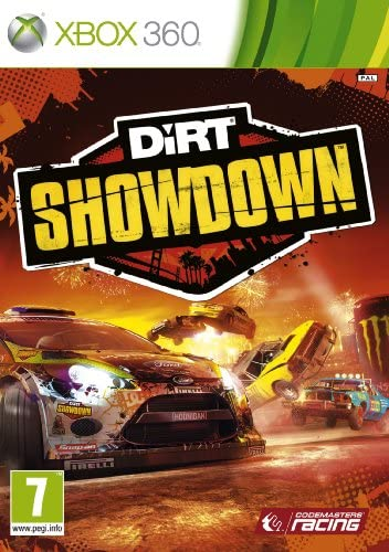 Codemasters Dirt Showdown, Xbox 360 - Juego (Xbox 360, Xbox 360, Racing, ENG): Amazon.es: Videojuegos