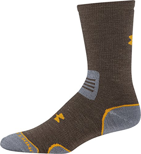 2a4941939e Under Armour Men's Hitch Heavy II Crew Boot Socks