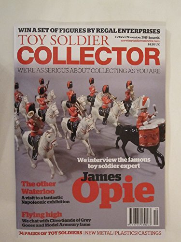 (Toy Soldier Collector Magazine 66 October/November 2015)