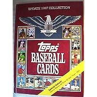 Topps Baseball Cards: Update 1987