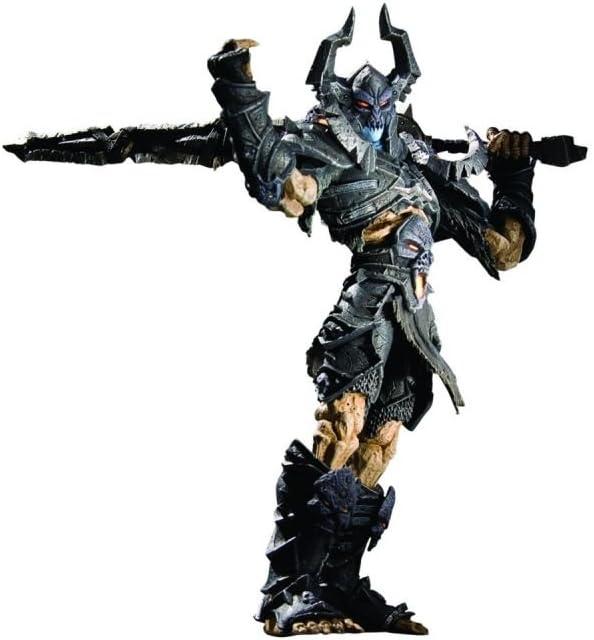 World of Warcraft figura Argent Nemesis: The Black Knig: Amazon.es: Juguetes y juegos