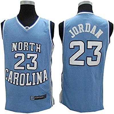 hot sale online 31185 04121 NBA 23# Michael Jordan NCAA Bulls KOBE MVP North Carolina ...