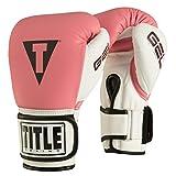 TITLE GEL World Bag Gloves, Pink, Medium