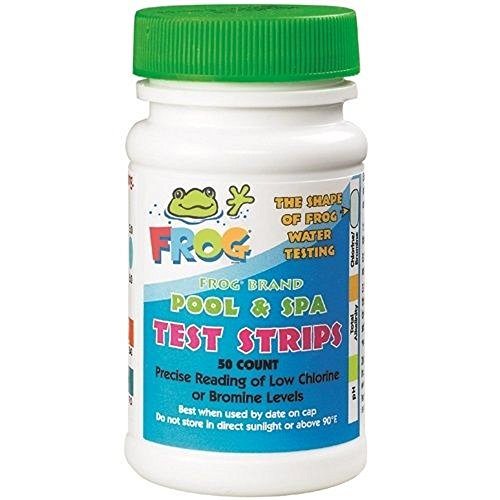 King Technology 01143318 Frog Test Strips for Pool or Spa (Spa Hot Brands Tub)