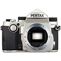 PENTAX KP [Body (lens optional)] (Silver) / Digital SLR camera--JAPAN IMPORT