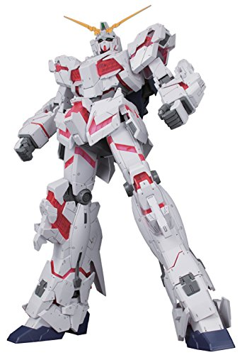 Bandai Hobby Mega Size 1/48 Unicorn [Destroy Mode] Gundam UC Model Kit Figure