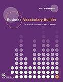 Business Vocabulary Builder: Intermediate to Upper-intermediate