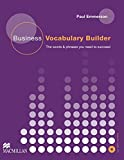 img - for Business Vocabulary Builder: Intermediate to Upper-intermediate book / textbook / text book
