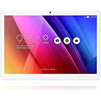 10.1 Inch Tablet PC Unlocked 3G Phone, Android 6.0 MTK 6580 GPS Quad Core ,HD 1280X800 IPS TouchScreen with Bluetooth ,RAM 1GB ROM 16GB Dual Sim Card Support 2G 3G Wifi Dual Camera ,Gold