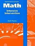 Houghton Mifflin Harcourt Math Intensive Intervention Skill Packs, HARCOURT SCHOOL PUBLISHERS, 0153770368