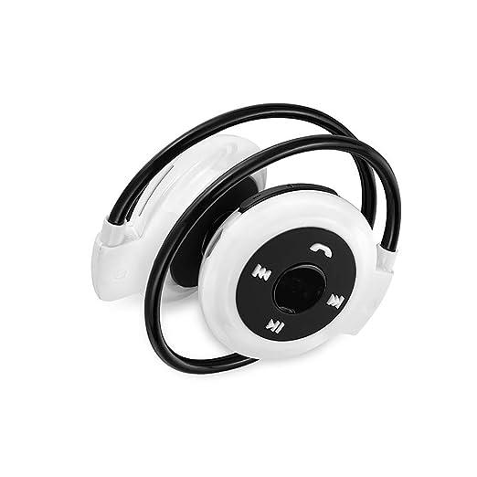 ACZZ Auriculares Bluetooth W/Manos libres Reproductor Mp3 ...