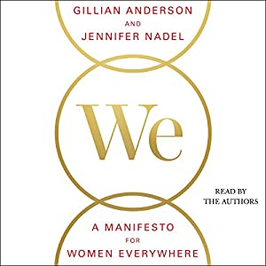 We: A Manifesto for Women Everywhere Audiobook