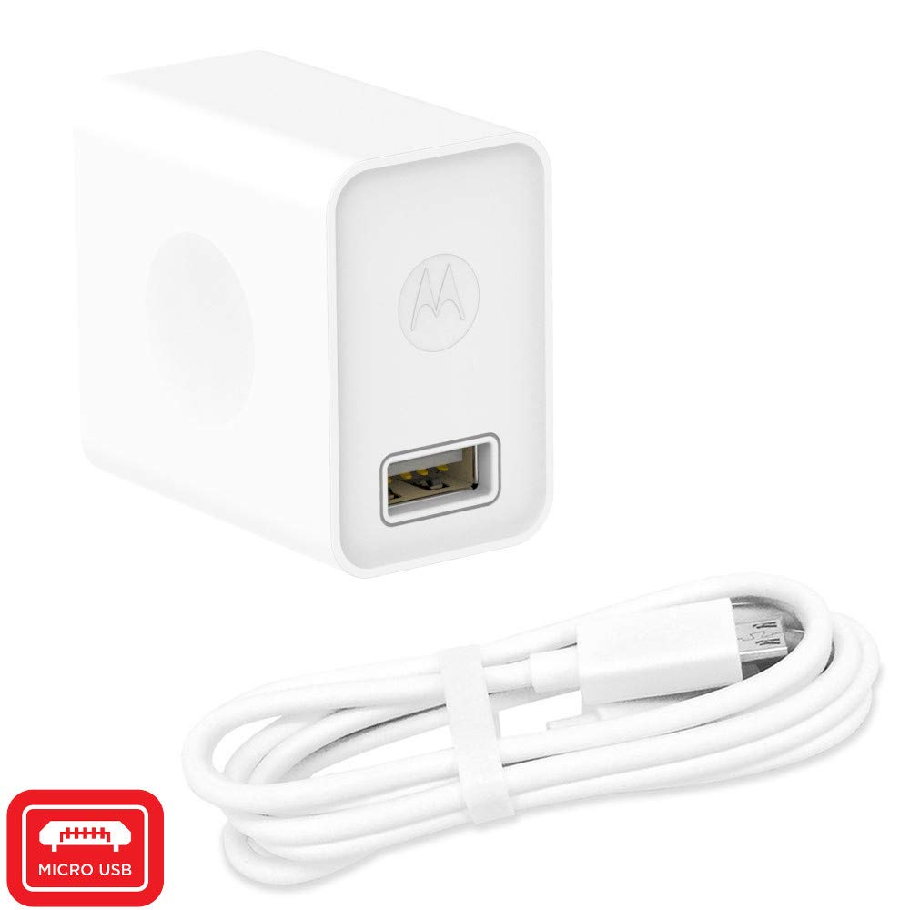 Amazon.com: Motorola 10 W, Retail Box – Cargador de pared ...