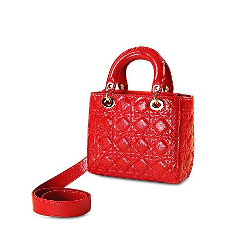 Olyphy Designer Shoulder Bag for Women Fashion Leather Top Handle Bag Purse Shoulder Handbag