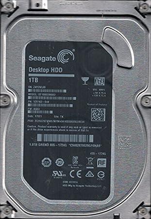 ST1000DM003 P/N: 1ER162-044 F/W: AQ03 TK Z4Y MAC 655-1724G