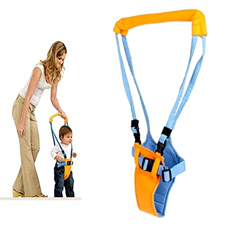 MIFU Arnés de Seguridad Andador Bebés para Caminar Ajustable para Aprender Andar Caminar 8 y 28 Meses