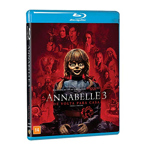 Annabelle 3 - De Volta para Casa [Blu-Ray]
