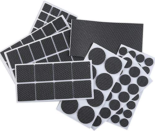 Furniture Accessories Sensible Home Furnishing Non-slip Mat Thicken Protecting Pad Self Adhesive Desk Feet Cover Noise Avoiding Non-slip Mat For Home Office