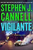 Vigilante by Stephen J. Cannell front cover