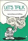 Let's Talk, Freda S. Sathré-Eldon and Ray W. Olson, 0673079023