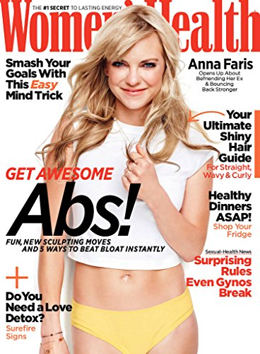 Magazines : Women's Health