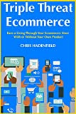 Triple Threat Ecommerce : (Online Store Marketing Ideas 2018) Ecommerce Store With or Without Your Own Product