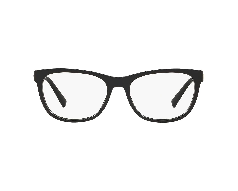 Black VE3263B-GB1-54 Versace VE3263B Eyeglass Frames GB1-54