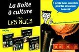 Boîte à culture 2011 pour les nuls