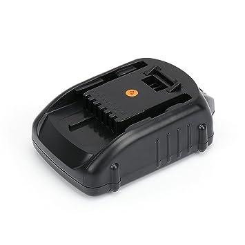 wg169e wg259 Batterie 1500 mAh 20 V Li-Ion pour Worx wa3551.1 wg169 wg259e.9