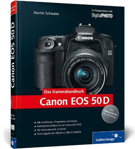 Canon EOS 50D. Das Kamerahandbuch: Amazon.es: Libros