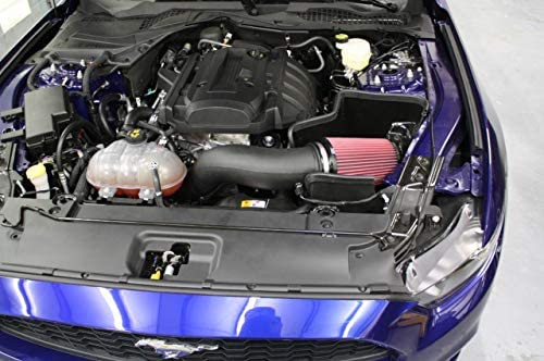 K/&N COLD AIR INTAKE SYSTEM FOR 2015-2017 FORD MUSTANG TURBO ECOBOOST 2.3L