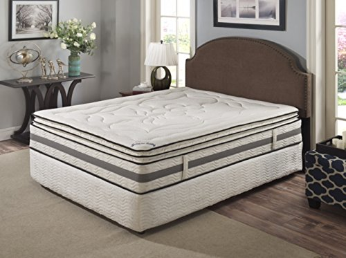 Dreamfoam Bedding 11 Inch Plush Gel Memory Foam Mattress Full B00cibhpaw