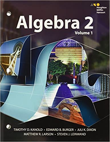 Hmh algebra 2 interactive student edition volume 1 2015 houghton hmh algebra 2 interactive student edition volume 1 2015 1st edition fandeluxe Images