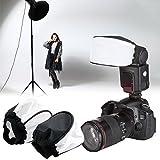 springdoit Camera Cloth Mini Flash Bounce