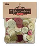 Buttons Galore Haberdashery Button, Quaint Cottage