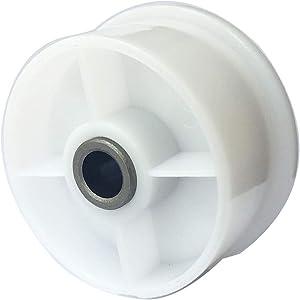 LONYE 6-3700340 Dryer Idler Pulley Fit for Whirlpool Maytag Crosley Dryer WP6-3700340VP 33001783 AP6009859 PS11743032